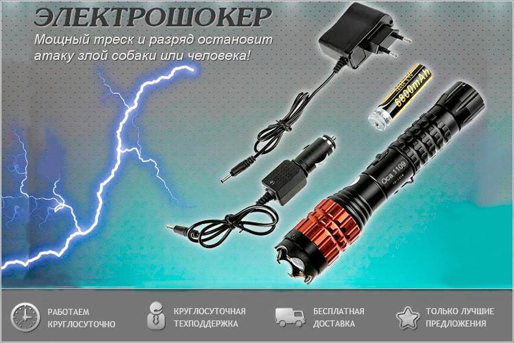 Электрошокеры
